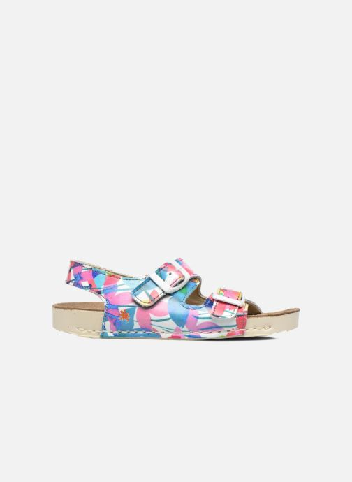 Sandales et nu-pieds Art A437 I Play Multicolore vue derrière