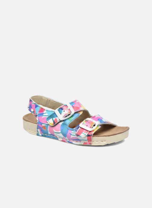 Sandales et nu-pieds Art A437 I Play Multicolore vue détail/paire