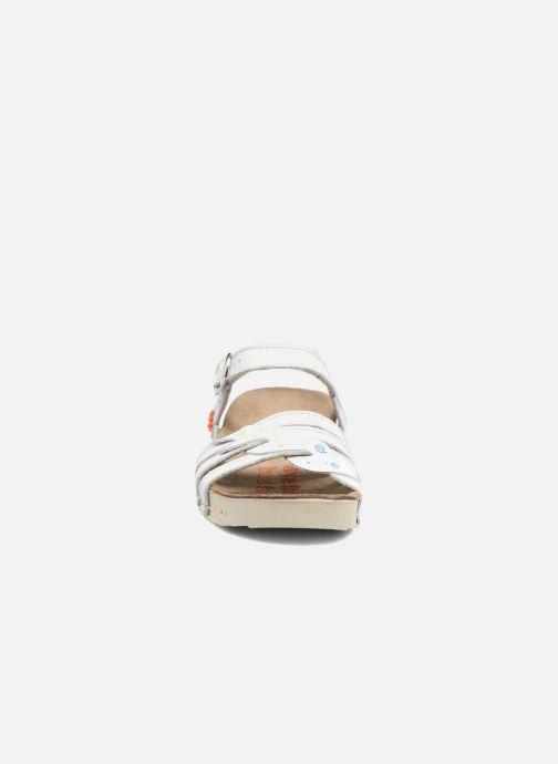 Sandales et nu-pieds Art A430 I Play Blanc vue portées chaussures