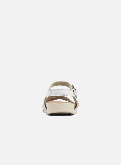 Sandales et nu-pieds Art A430 I Play Blanc vue droite