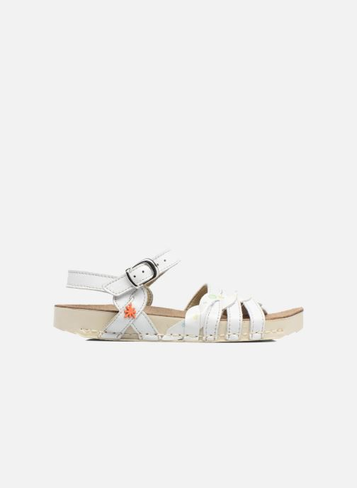 Sandales et nu-pieds Art A430 I Play Blanc vue derrière