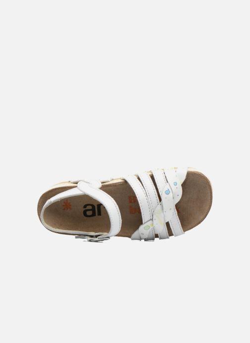 Sandales et nu-pieds Art A430 I Play Blanc vue gauche