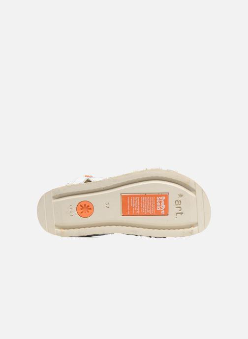 Sandales et nu-pieds Art A430 I Play Blanc vue haut