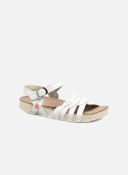 Sandales et nu-pieds Art A430 I Play Blanc vue détail/paire