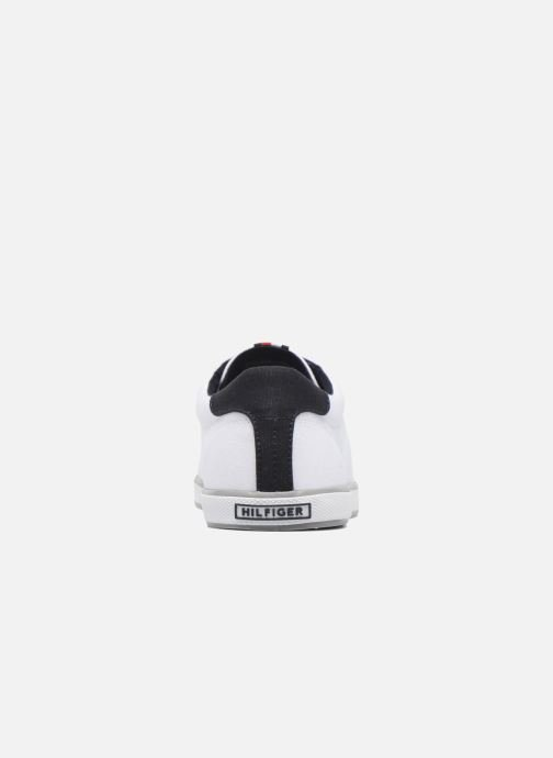 Sneakers Tommy Hilfiger Harlow D1 Wit rechts