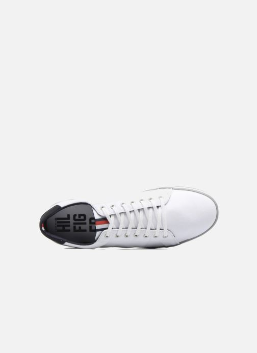 Sneakers Tommy Hilfiger Harlow D1 Wit links