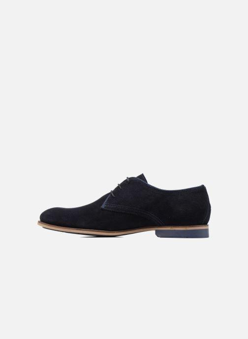 Chaussures à lacets Tommy Hilfiger Campbell 2B Bleu vue face