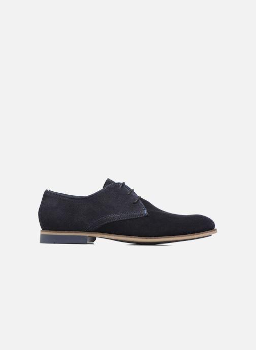 Chaussures à lacets Tommy Hilfiger Campbell 2B Bleu vue derrière