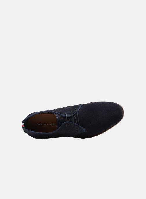 Chaussures à lacets Tommy Hilfiger Campbell 2B Bleu vue gauche