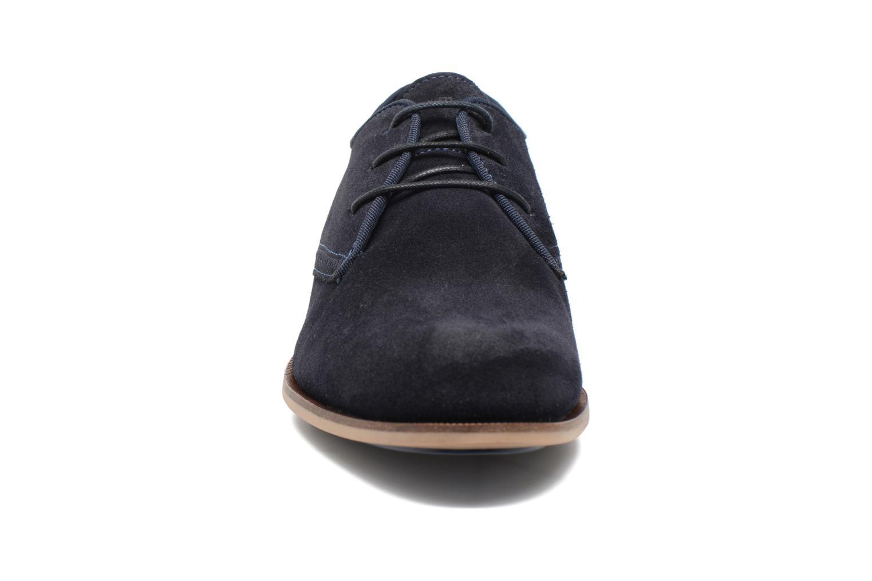 Chaussures à lacets Tommy Hilfiger Campbell 2B Bleu vue portées chaussures