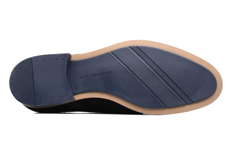 Chaussures à lacets Tommy Hilfiger Campbell 2B Bleu vue haut
