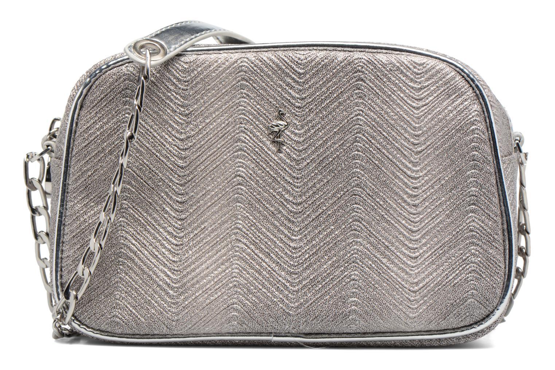 Handväskor Menbur BRAZZAVILLE Silver detaljerad bild på paret