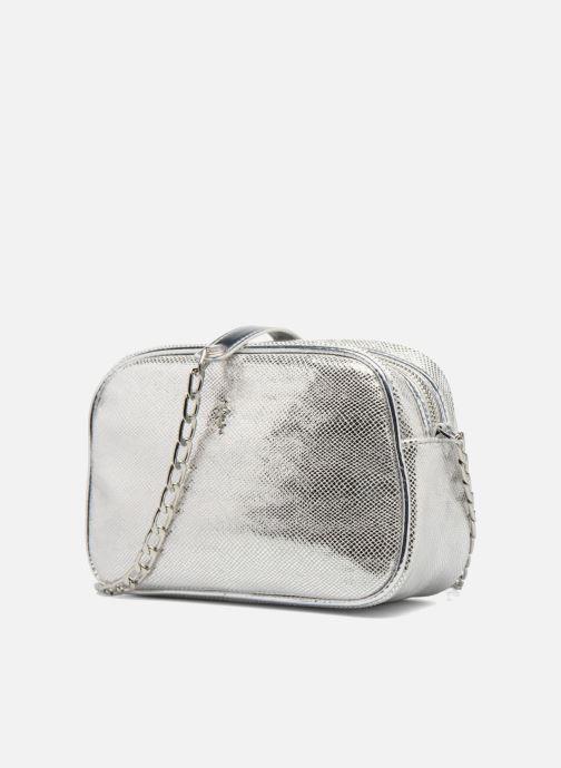 Handbags Menbur NIDELLA Silver model view