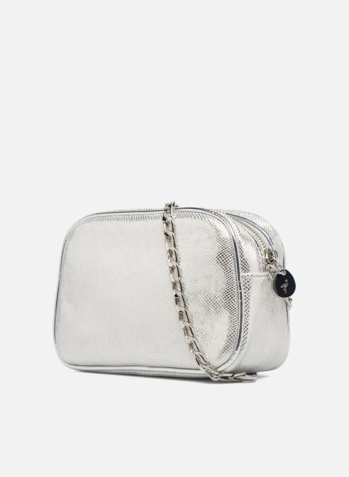 Handbags Menbur NIDELLA Silver view from the right