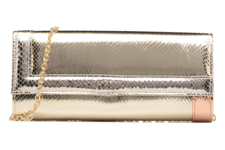 Bolsos Clutch Menbur ARMENIA2 Oro y bronce vista de detalle / par