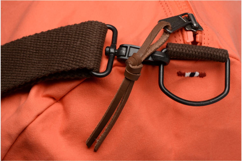 Sporttaschen Napapijri Bering A orange ansicht von links