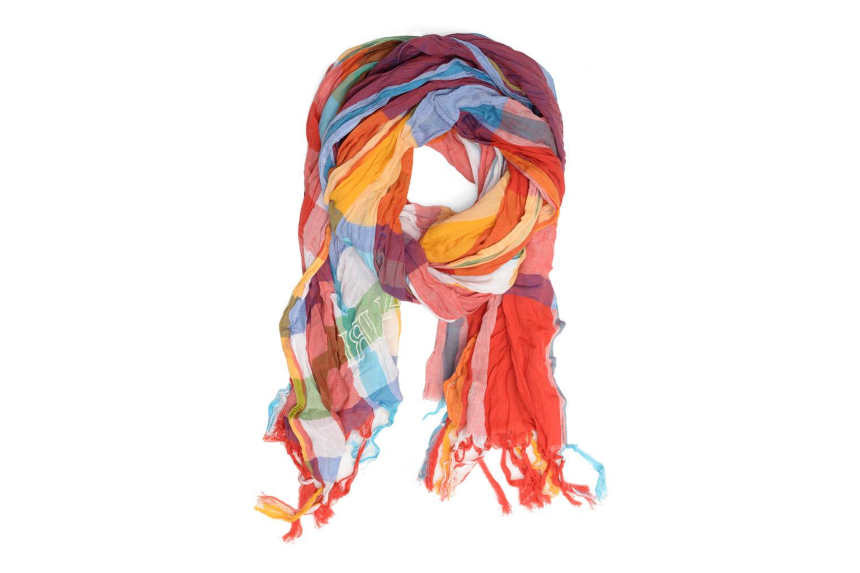 Sjaal Napapijri Haverille B Multicolor detail