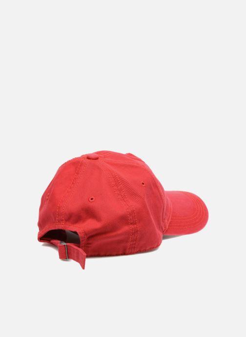 Kappe Napapijri Fiarra rot schuhe getragen