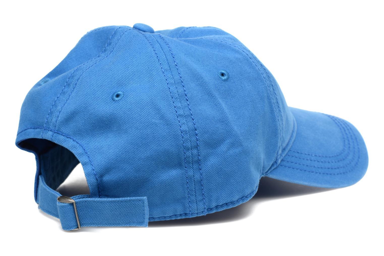 Gorra Napapijri Fiarra Azul vista del modelo