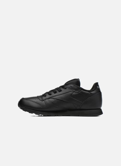 Sneakers Reebok Classic Leather Nero immagine frontale