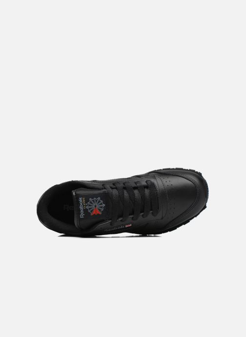 Sneakers Reebok Classic Leather Nero immagine sinistra