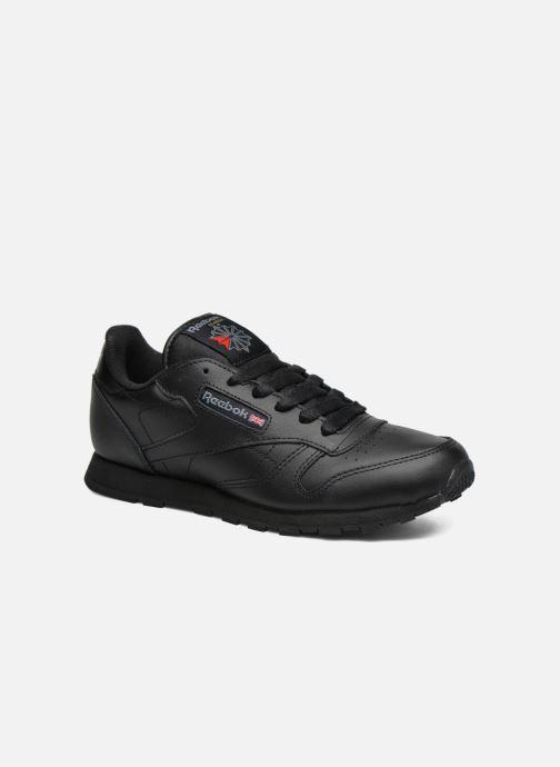 90f687a0a8271 Reebok Classic Leather (Noir) - Baskets chez Sarenza (282918)