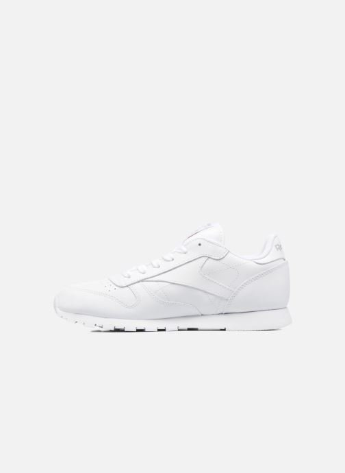 Trainers Reebok Classic Leather White front view