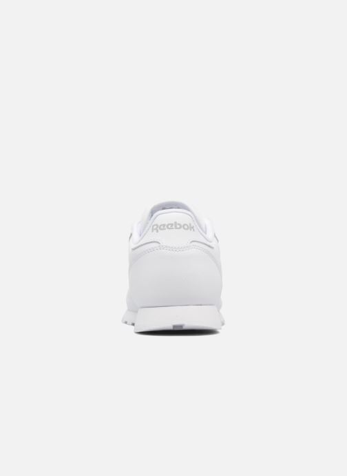 Deportivas Reebok Classic Leather Blanco vista lateral derecha
