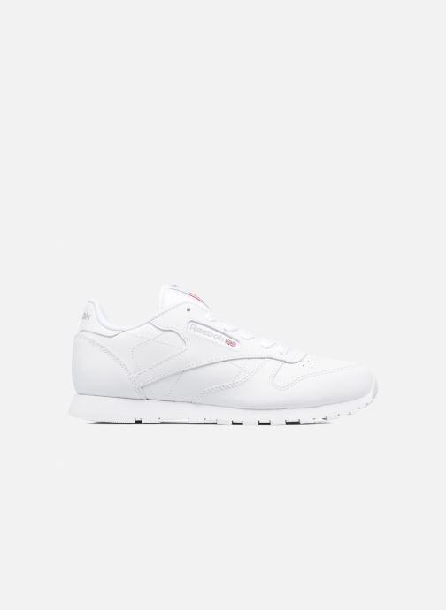 Sneaker Reebok Classic Leather weiß ansicht von hinten
