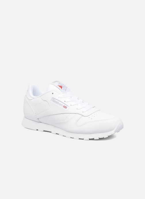 Trainers Reebok Classic Leather White detailed view/ Pair view