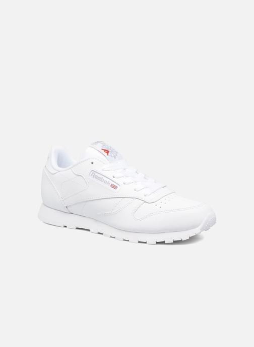 Sneakers Reebok Classic Leather Wit detail