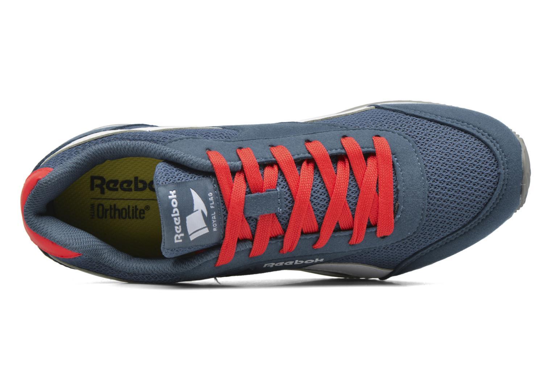 Sneaker Reebok Reebok Royal Cljog 2Rs blau ansicht von links