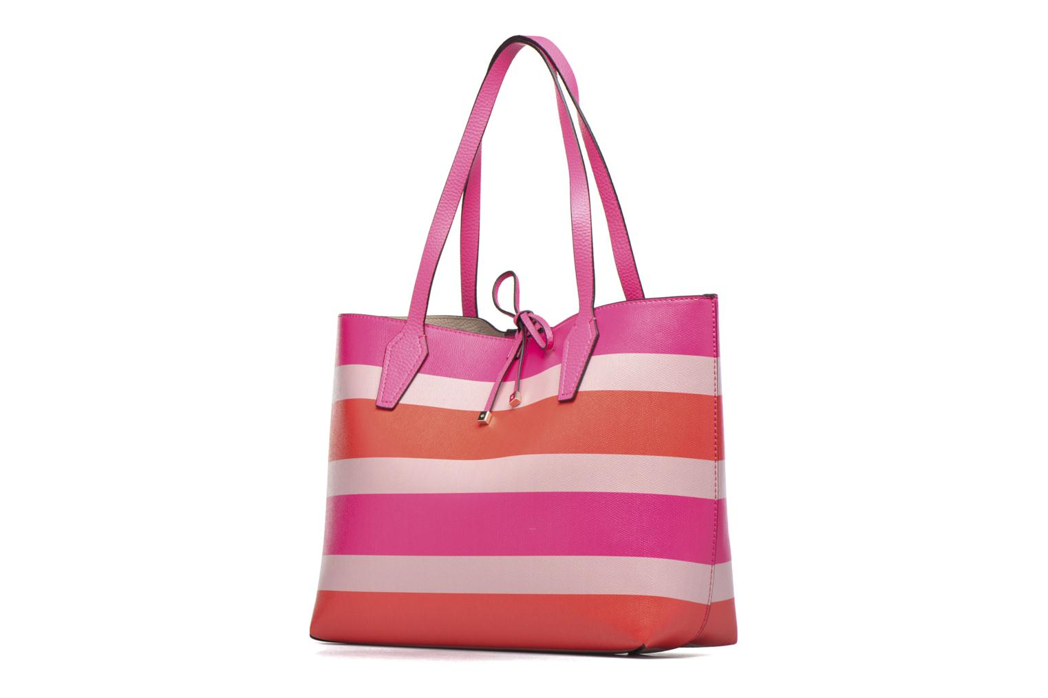 Sacs à main Guess Bobbi Inside Out Tote Multicolore vue droite