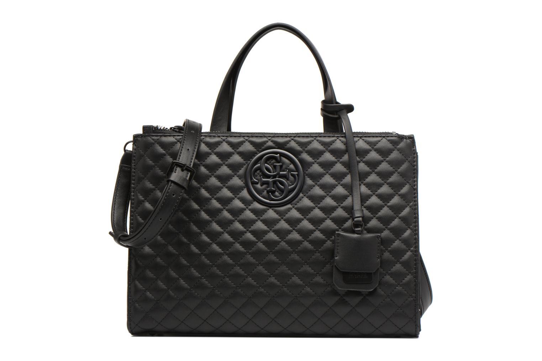 Handtaschen Guess G Lux Status Satchel schwarz detaillierte ansicht/modell
