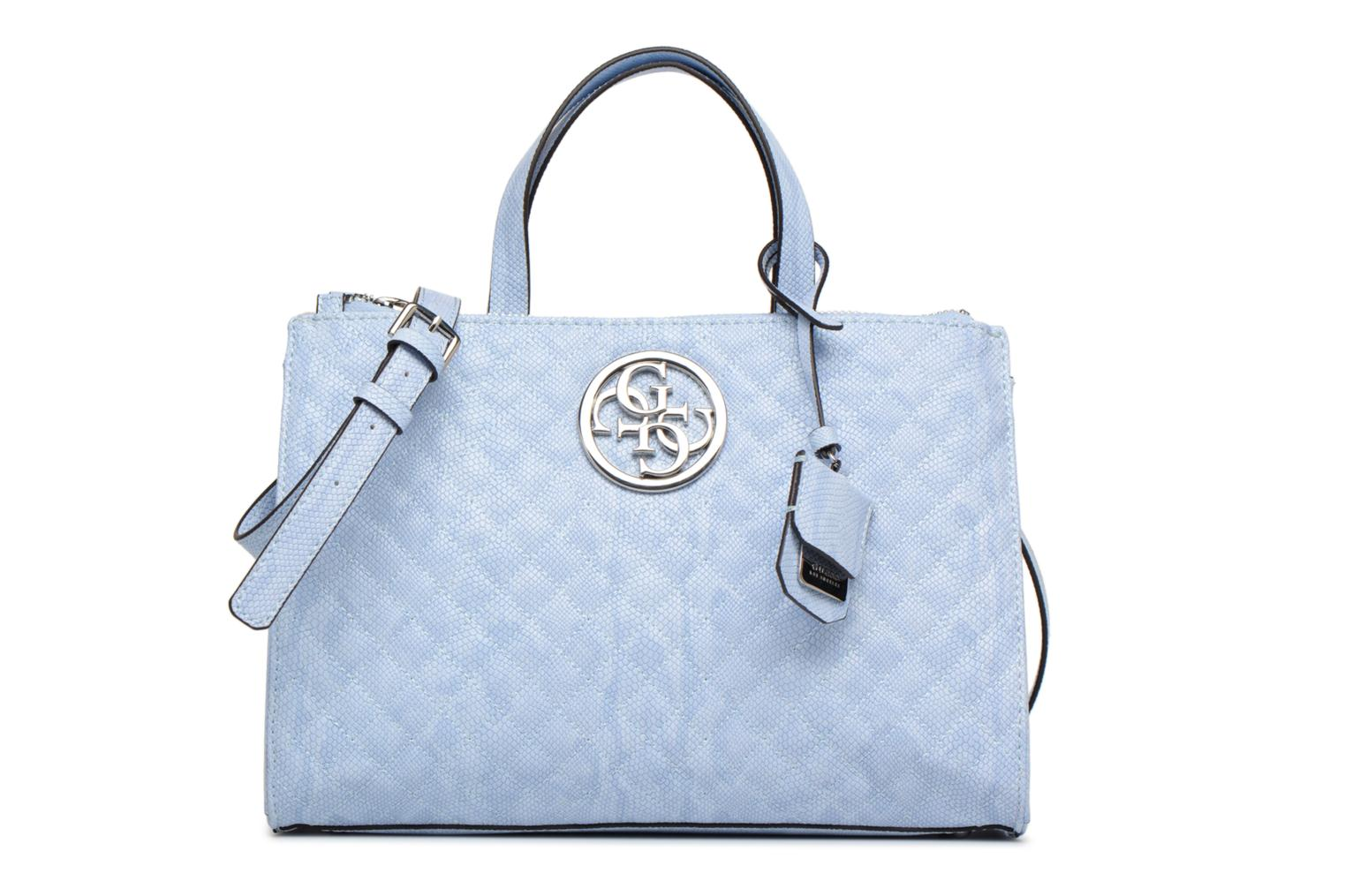 Lux Guess Satchel G Status Sky zSqwOS