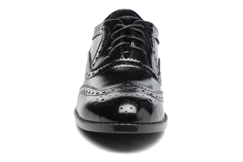 Chaussures à lacets I Love Shoes KIBROG Noir vue portées chaussures