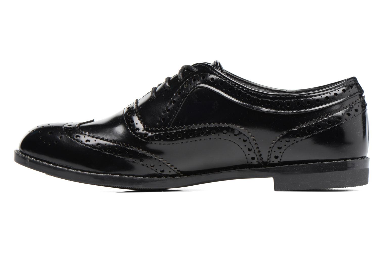 Schnürschuhe I Love Shoes KIBROG schwarz ansicht von vorne