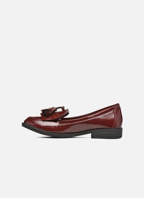Mocassins I Love Shoes KIMOC Bordeaux voorkant
