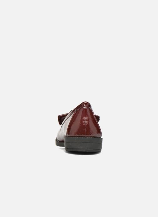 Mocassins I Love Shoes KIMOC Bordeaux rechts