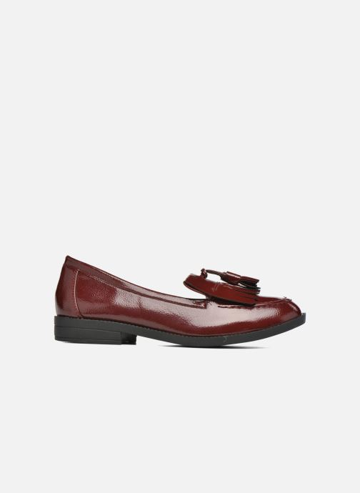 Loafers I Love Shoes KIMOC Burgundy back view