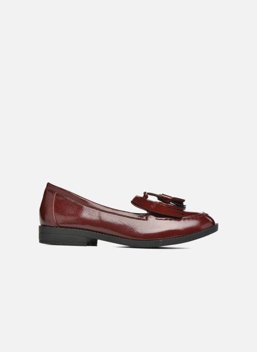 Mocassins I Love Shoes KIMOC Bordeaux achterkant