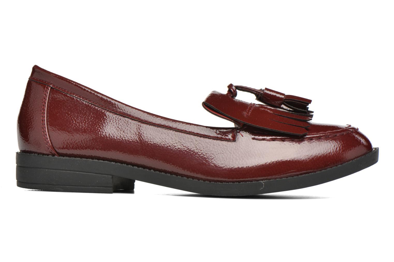 Mocassins I Love Shoes KIMOC Bordeaux vue derrière