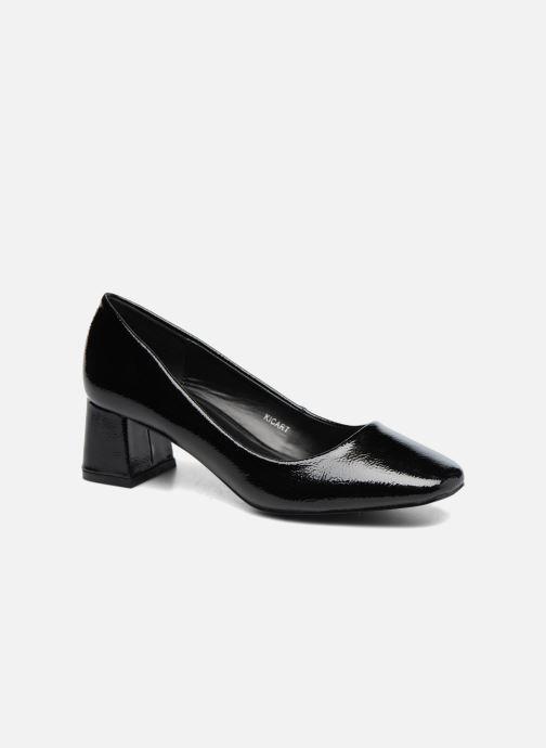 High heels I Love Shoes KICART Black detailed view/ Pair view