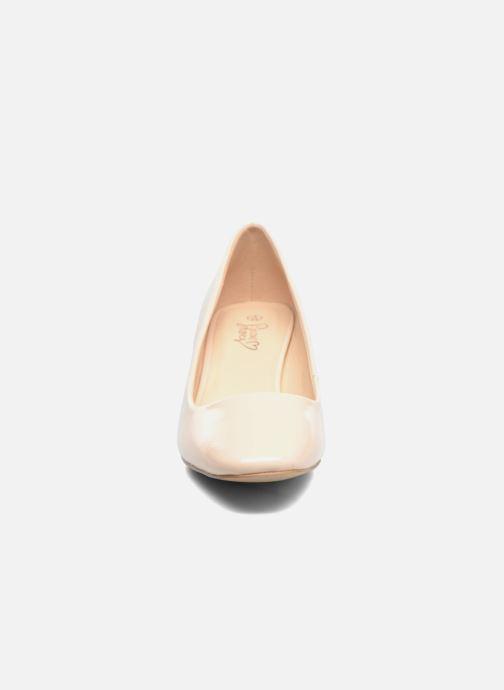 Escarpins I Love Shoes KICART Beige vue portées chaussures