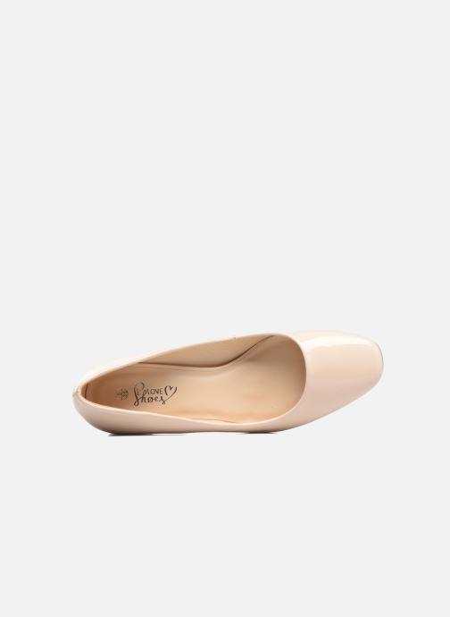 Escarpins I Love Shoes KICART Beige vue gauche