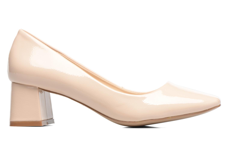 High heels I Love Shoes KICART Beige back view