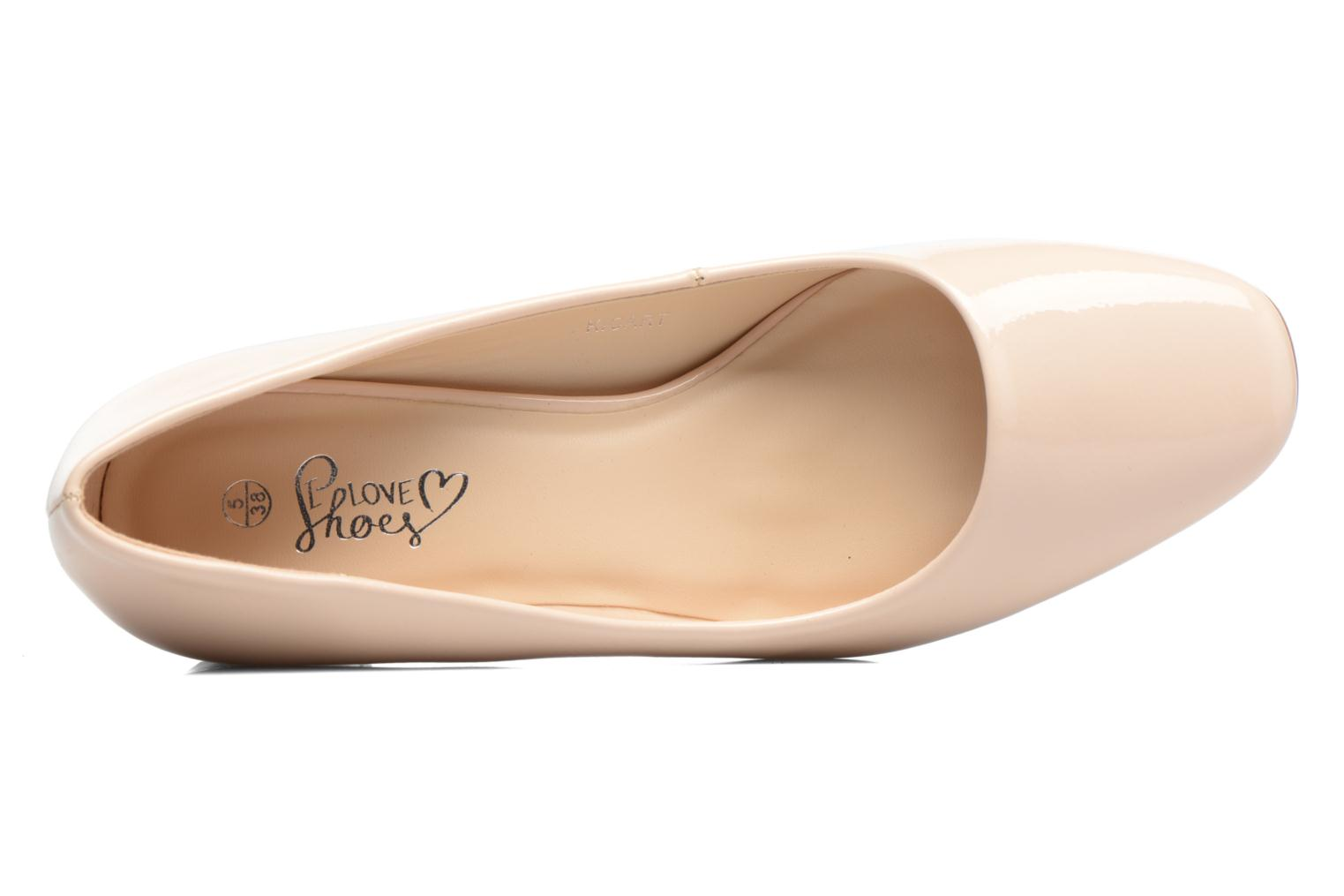 Pumps I Love Shoes KICART beige ansicht von links
