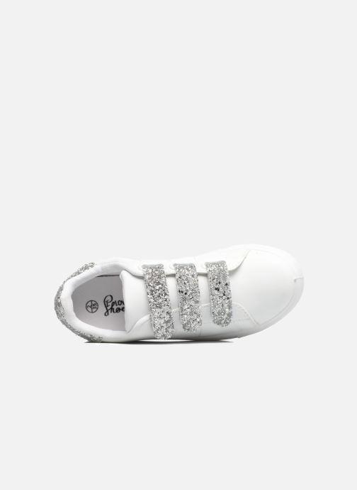 Sneakers I Love Shoes KISKET Zilver links