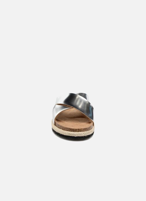 Mules & clogs I Love Shoes KANE Silver model view
