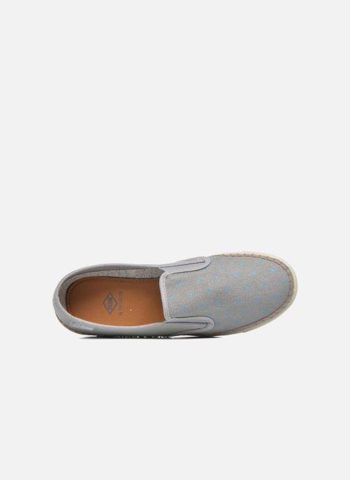 Sneakers P-L-D-M By Palladium Bora Print Cash Grijs links